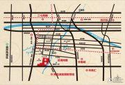 翰林华府交通图